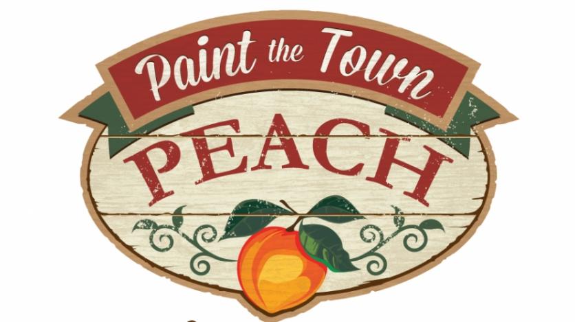 Paint the town peach - Queen Creek, AZ