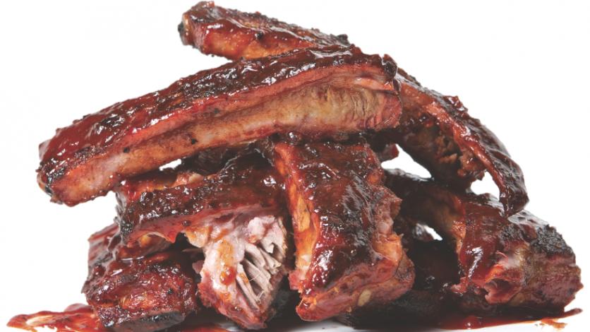 Bryan's Black Mountain Barbecue Ribs