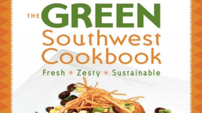 Green Southwest Cookbook, cover