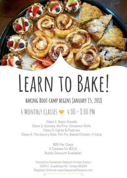 Baking Boot Camp 2019 Edible Phoenix