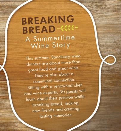 A Summertime Wine Story Series | Edible Phoenix