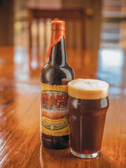 Grand Canyon Brewery's Pumpkin Porter