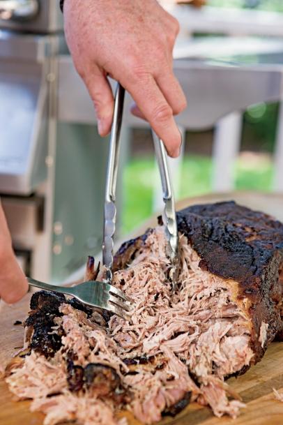 Smoked Pork Shoulder