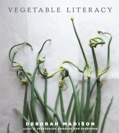 Vegetable Literacy: Cooking and Gardening with Twelve Families from the Edible Plant Kingdom cookbook cover