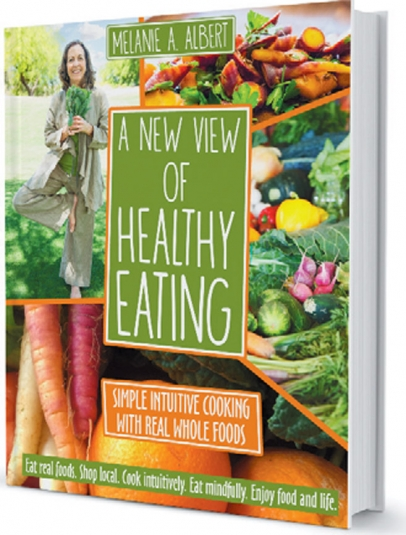 A New Way of Healthy Eating book cover