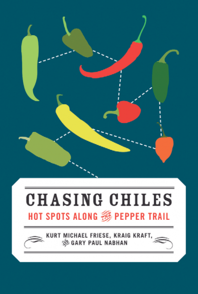 Chasing Chiles book cover