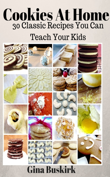 Cookies at Home cookbook cover