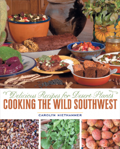 Cooking the Wild Southwes book cover