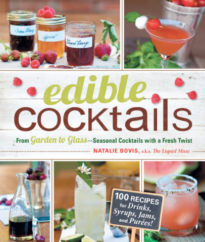 Edible Cocktails book cover