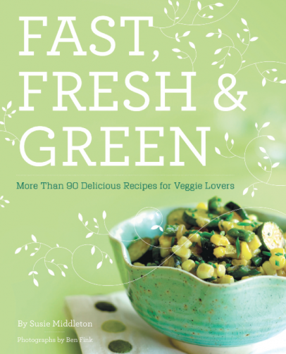 Fast, Fresh & Green book cover