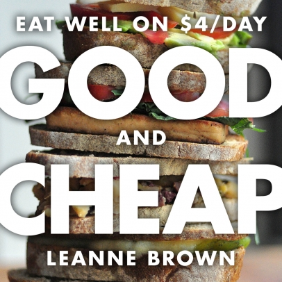 Good and Cheap by Leanne Brown, book cover