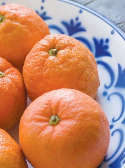 Seville oranges, the overlooked orange, are edible.