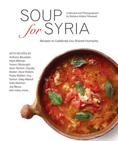 Soup for Syria book cover.