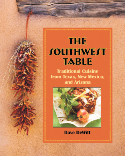 The Southwest Table book cover
