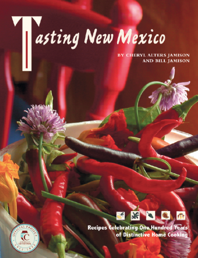 Tasting New Mexico book cover