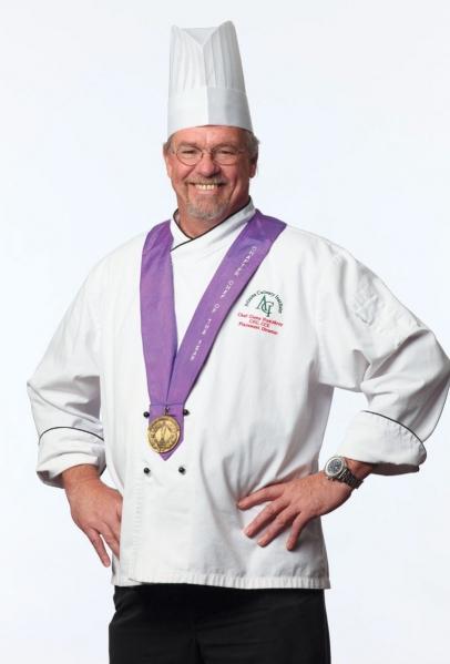 Chef Glenn Humphrey