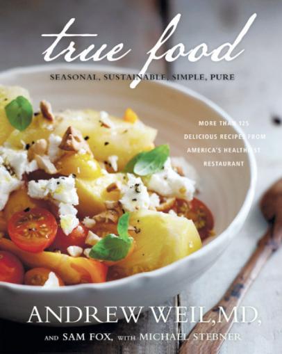True Food cookbook cover