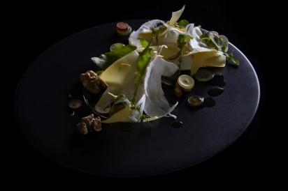 Matsutake Mushrooms recipe by Chef Kevin Binkley