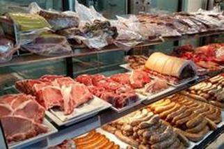 Meat Shop meat case