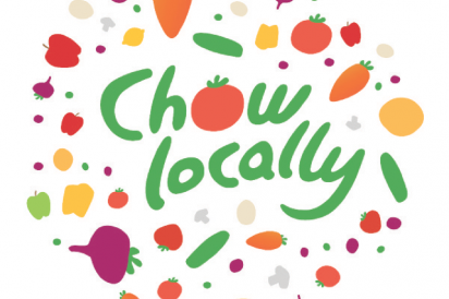 Chow Locally Logo
