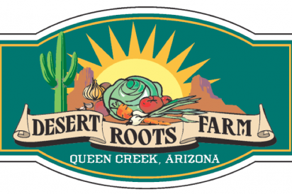 Desert Roots Farm Logo