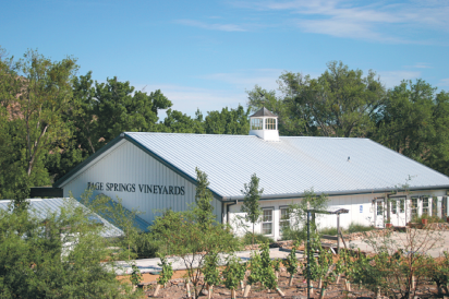 PAGE SPRINGS CELLAR & Winemaker Eric Glomski Page Spring Cellars | Edible Phoenix