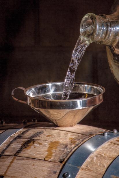 Local gin at Arizona Distilling