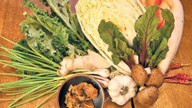 Kimchi, Korean national dish