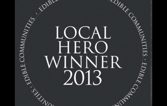 Local Hero 2013 Winners