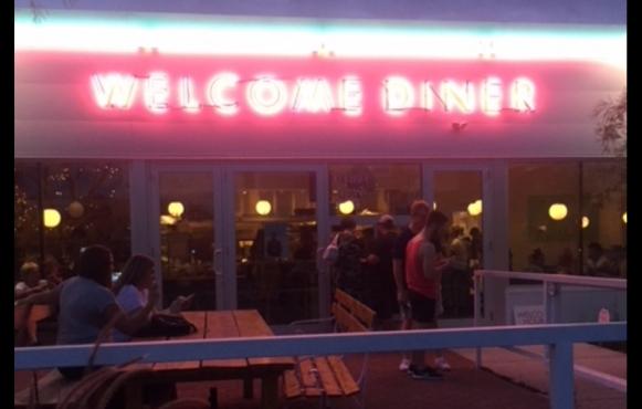 Welcome Diner Phoenix