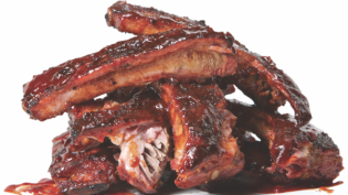 Bryan's Black Mountain Barbecue Ribs