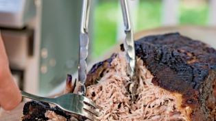 Smoked Pork Shoulder
