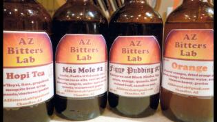 AZ Bitters Lab, cocktail trend