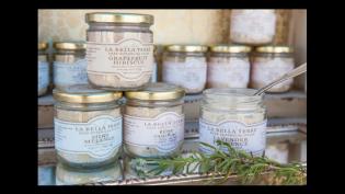 La Bella Terre, natural products, essential oils, flavored sugars