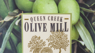 Queen Creek Olive Mill Family Cookbook cover