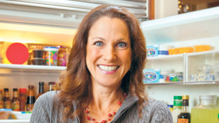 Robin Miller, Food Network Host and Cookbook Author