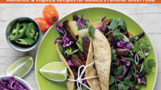 Vegan Tacos by Jason Wyrick, book cover