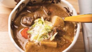 Surprise Beef Stew
